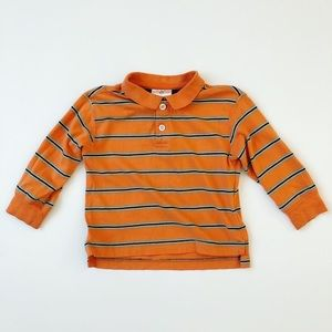 Hanna Andersson cotton polo shirt
